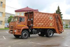 Коммаш КО-440В. Продам мусоровоз с задней загрузкой. Под заказ