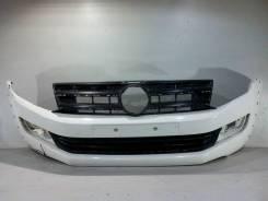 Решетка бамперная. Volkswagen Amarok, 2HA, 2HB Двигатели: CNEA, CNFB, CSHA