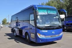 Higer KLQ6928Q. Туристический автобус Higer KLQ 6928Q, 35+1+1 мест, 35 мест