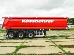 Kassbohrer. DL самосвальный полуприцеп 32 м3 ССУ 1250 мм