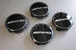 """Ступичные колпачки на литьё AMG для авто Mercedes-benz. Диаметр 21"""""""", 1шт"""