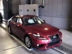 Lexus IS300h. вариатор, задний, 2.5 (180л.с.), бензин, 25тыс. км, б/п. Под заказ