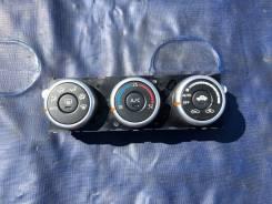 Блок управления климат-контролем. Nissan Bluebird Sylphy, G11, KG11, NG11 Двигатели: HR15DE, MR20DE