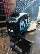 MTR Marine. 1,00л.с., 2-тактный, бензиновый, нога S (381 мм), 2018 год год