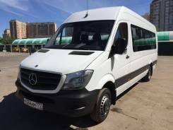 Mercedes-Benz Sprinter 515 CDI. Микроавтобус , 2 143куб. см., 19 мест