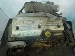 Двигатель (ДВС) для Kia Rio 2 (1.4i 16v 97лс G4EE)