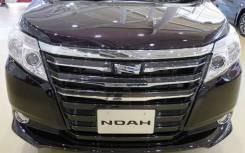 Табличка. Toyota Noah
