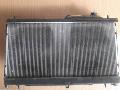 Радиатор охлаждения двигателя. Subaru Legacy, BL5, BP5, BP, BL Двигатели: EJ20X, EJ20