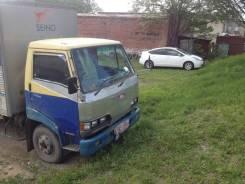 Hino Ranger. Продам грузовик фургон , 6 000куб. см., 5 000кг.