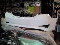 Бампер задний Hyundai Solaris с 14 года белый (pgu) в ассортименте