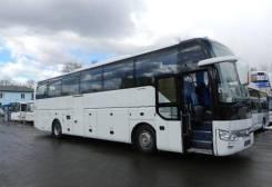 Yutong ZK6122H9. Туристический автобус , белый, 53 места, В кредит, лизинг