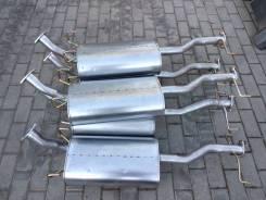 Глушитель. Hyundai Terracan Двигатель D4BH