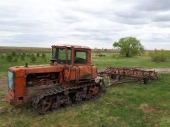 ПТЗ ДТ-75М Казахстан. Продам гусеничный трактор ДТ 75 Казахстан, 90 л.с.