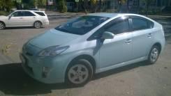 Toyota Prius. автомат, передний, 1.8 (73л.с.), бензин, 140тыс. км