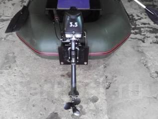 Мурена. Год: 2016 год, длина 2,70м., двигатель подвесной, 3,50л.с., бензин