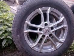 NZ Wheels SH655. 6.0x15, 5x105.00, ЦО 56,6мм.