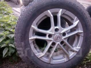 NZ Wheels SH655. 6.0x15, 5x105.00, ЦО 56,6 мм.