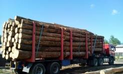 Cimc. Сортиментовоз лесовоз, 60 000кг.