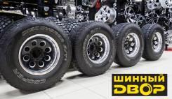 """Комплект шин и дисков 16x6,139,7 9J и шин 285 75R16 б/у из Японии. 9.0x16"""" 6x139.70 ET-24 ЦО 110,1мм."""