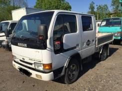 Nissan Atlas. Продам грузовик 98 ,4 ВД, 2 700куб. см., 1 500кг.