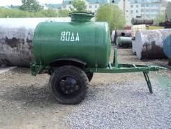 ГАЗ 53. Прицеп-цистерну пищевой алюминий 2м3, 2 000кг.