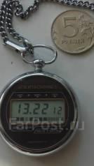 Часы карманные Электроника 70-е гг. Оригинал