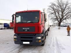 MAN TGA. 26.350 6X2 BL фургон + гидроборт, 10 500куб. см., 15 000кг.