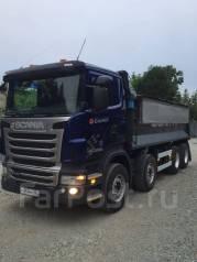 Scania. Продается самосвал во Владивостоке, 13 000куб. см., 25 000кг.