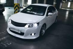 Обвес кузова аэродинамический. Toyota Allion, NZT260, ZRT260