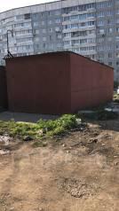Гаражи металлические. улица Тюменская 25, р-н Третья рабочая, 24кв.м.