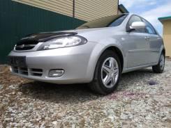 Chevrolet Lacetti. механика, передний, 1.6 (109л.с.), бензин, 57 000тыс. км