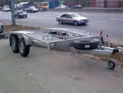 ПЗГТ. Продается лафет-автовоз двухосный с тормозами, 2 350кг.