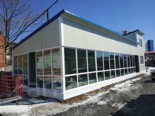 Строительство сооружений из сэндвич-панелей от 2500 руб. /кв. м. Под заказ