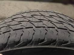 Bridgestone Dueler A/T 697. Грязь AT, 2015 год, 60%, 4 шт