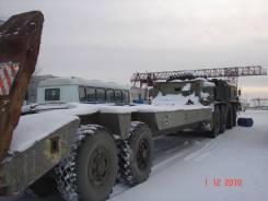 КЗКТ. Седельный тягач -7428 с полуприцепом, 80 000кг. Под заказ