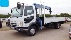 Mitsubishi Fuso Fighter. MMC Fuso Fighter 8,2л, эвакуатор, 8 200 куб. см., 6 000 кг.