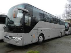 Yutong ZK6122H9. Туристический автобус , серый, спальник+кулер, 53 места, В кредит, лизинг