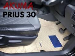 Коврики. Toyota Prius, ZVW30, ZVW30L Двигатели: 1NZFXE, 2ZRFXE