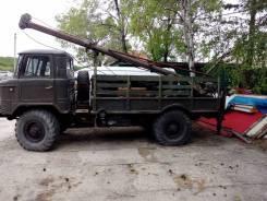 ГАЗ 66. Продам газ-66 с буром, 3 500куб. см.