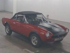 Fiat 124 Spider. механика, задний, 2.0, бензин, 25 000тыс. км, б/п, нет птс. Под заказ