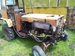 Самодельная модель. Продам самодельный трактор, 1500 л.с. Под заказ