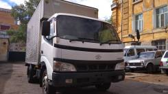 Toyota Dyna. 2003, 4 600куб. см., 2 000кг.