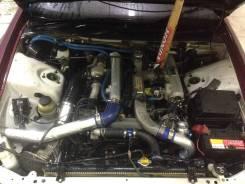 Двигатель в сборе. Toyota Chaser Toyota Mark II Toyota Cresta Двигатель 1GGTE. Под заказ из Владивостока