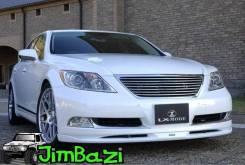 Губа. Lexus LS460L Lexus LS600hL Lexus LS460