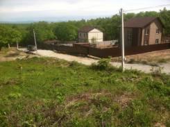 """Солнечный участок в коттеджном поселке """"Сакура"""" ,25 минут от города. 1 000кв.м., собственность, электричество, вода, от частного лица (собственник)..."""