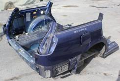 Задняя часть автомобиля. Subaru Legacy, BH5, BH9, BHE Двигатели: EZ30, EZ30D, EZ30F