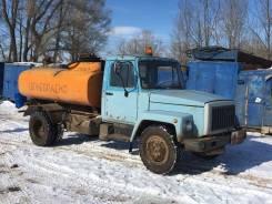 ГАЗ 3307. Автотопливозаправщик на шасси ГАЗ-3307, 5 000кг., 4x2
