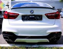 Спойлер багажника. BMW X6, F16