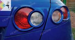 Накладка на стоп-сигнал. Chevrolet Lacetti