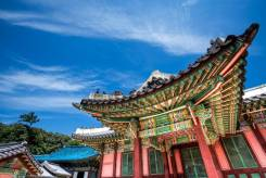 """Южная Корея. Сеул. Экскурсионный тур. Тур """"Осенние каникулы в Корее"""""""